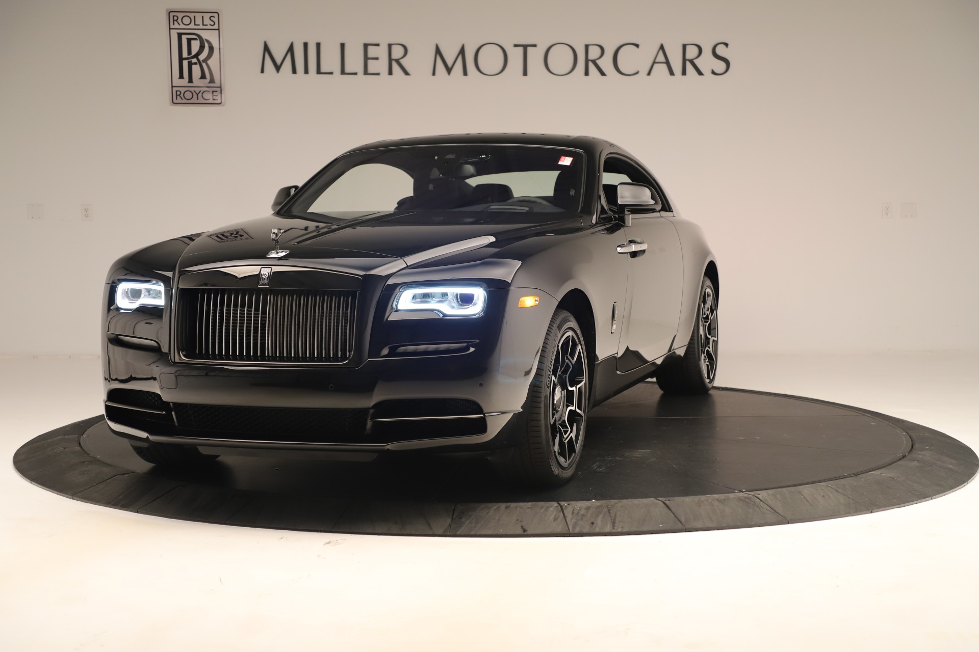 New 2020 Rolls-Royce Wraith Black Badge for sale Sold at Rolls-Royce Motor Cars Greenwich in Greenwich CT 06830 1