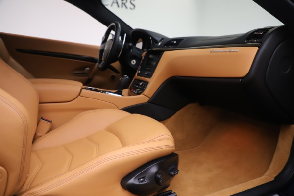 Used 2016 Maserati GranTurismo Sport for sale Sold at Rolls-Royce Motor Cars Greenwich in Greenwich CT 06830 20