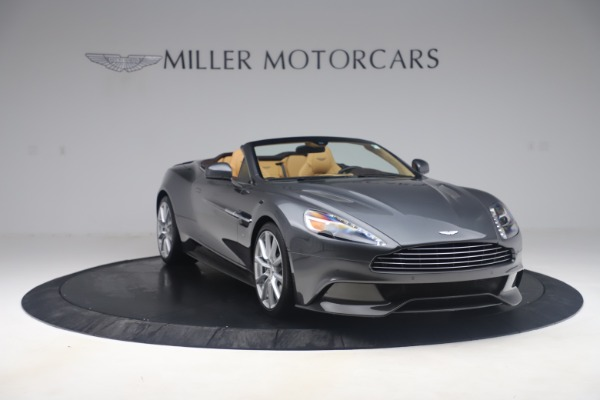 Used 2016 Aston Martin Vanquish Volante for sale Sold at Rolls-Royce Motor Cars Greenwich in Greenwich CT 06830 10