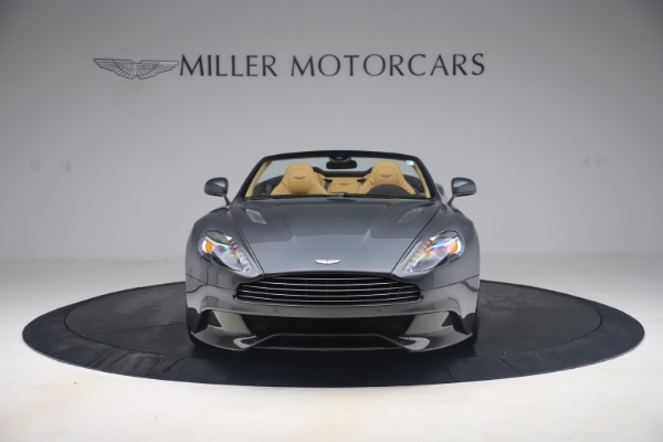 Used 2016 Aston Martin Vanquish Volante for sale Sold at Rolls-Royce Motor Cars Greenwich in Greenwich CT 06830 11