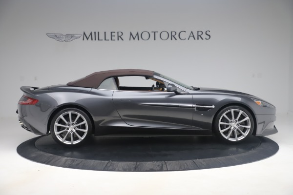 Used 2016 Aston Martin Vanquish Volante for sale Sold at Rolls-Royce Motor Cars Greenwich in Greenwich CT 06830 13