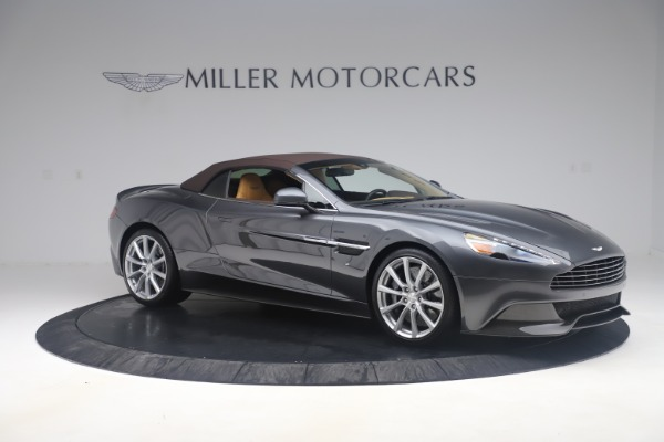 Used 2016 Aston Martin Vanquish Volante for sale Sold at Rolls-Royce Motor Cars Greenwich in Greenwich CT 06830 14