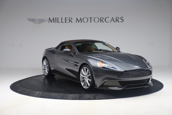 Used 2016 Aston Martin Vanquish Volante for sale Sold at Rolls-Royce Motor Cars Greenwich in Greenwich CT 06830 15