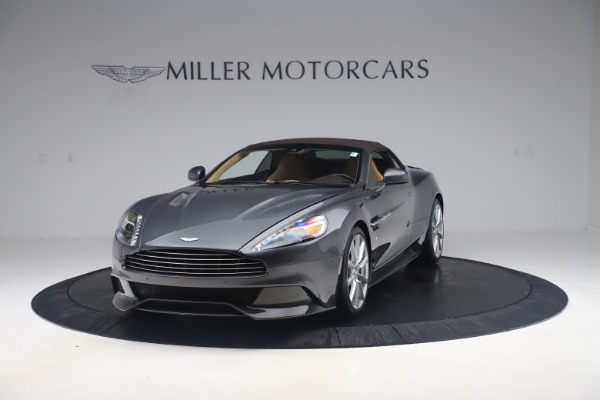 Used 2016 Aston Martin Vanquish Volante for sale Sold at Rolls-Royce Motor Cars Greenwich in Greenwich CT 06830 17