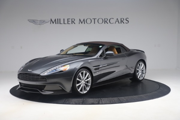 Used 2016 Aston Martin Vanquish Volante for sale Sold at Rolls-Royce Motor Cars Greenwich in Greenwich CT 06830 18