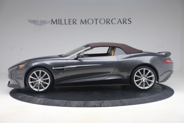 Used 2016 Aston Martin Vanquish Volante for sale Sold at Rolls-Royce Motor Cars Greenwich in Greenwich CT 06830 19