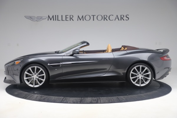 Used 2016 Aston Martin Vanquish Volante for sale Sold at Rolls-Royce Motor Cars Greenwich in Greenwich CT 06830 2