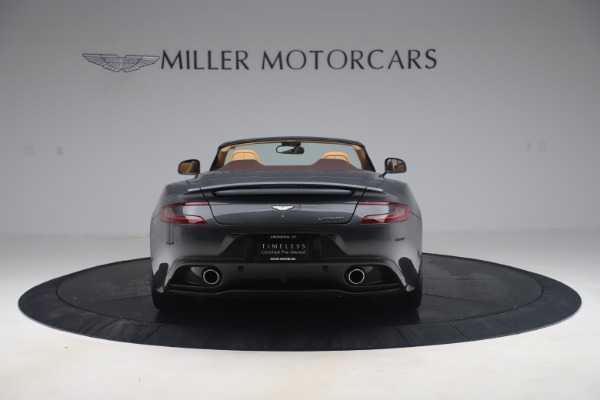 Used 2016 Aston Martin Vanquish Volante for sale Sold at Rolls-Royce Motor Cars Greenwich in Greenwich CT 06830 5