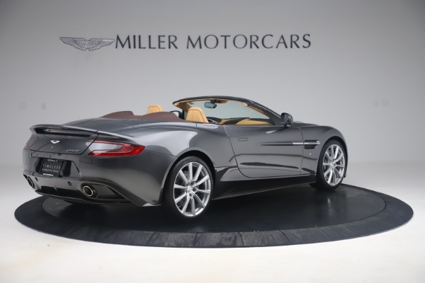 Used 2016 Aston Martin Vanquish Volante for sale Sold at Rolls-Royce Motor Cars Greenwich in Greenwich CT 06830 7