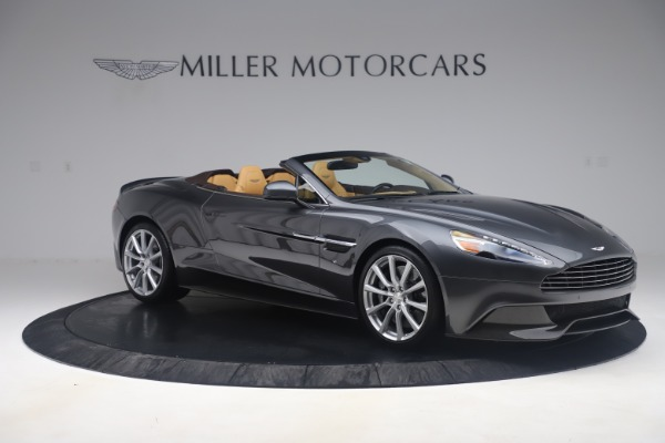 Used 2016 Aston Martin Vanquish Volante for sale Sold at Rolls-Royce Motor Cars Greenwich in Greenwich CT 06830 9