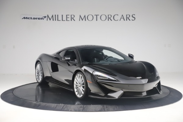 Used 2017 McLaren 570GT Coupe for sale $142,900 at Rolls-Royce Motor Cars Greenwich in Greenwich CT 06830 10