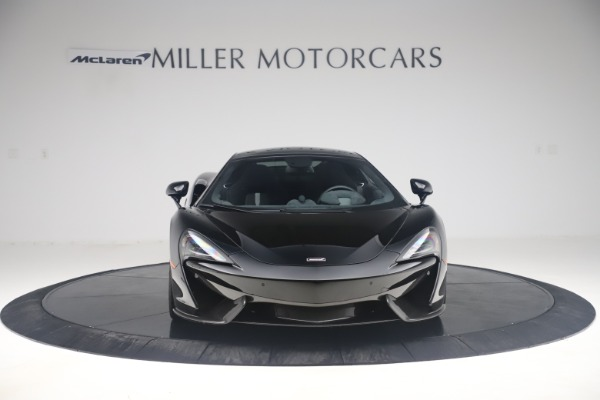 Used 2017 McLaren 570GT Coupe for sale $142,900 at Rolls-Royce Motor Cars Greenwich in Greenwich CT 06830 12