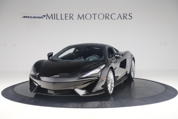 Used 2017 McLaren 570GT Coupe for sale $142,900 at Rolls-Royce Motor Cars Greenwich in Greenwich CT 06830 13
