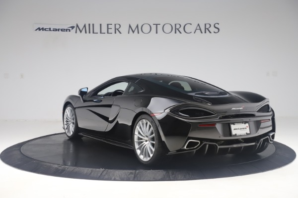 Used 2017 McLaren 570GT Coupe for sale $142,900 at Rolls-Royce Motor Cars Greenwich in Greenwich CT 06830 4