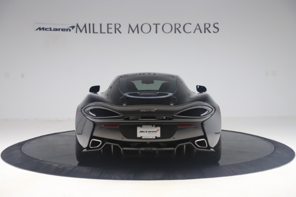 Used 2017 McLaren 570GT Coupe for sale $142,900 at Rolls-Royce Motor Cars Greenwich in Greenwich CT 06830 5