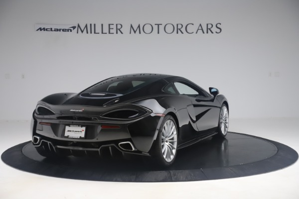 Used 2017 McLaren 570GT Coupe for sale $142,900 at Rolls-Royce Motor Cars Greenwich in Greenwich CT 06830 6