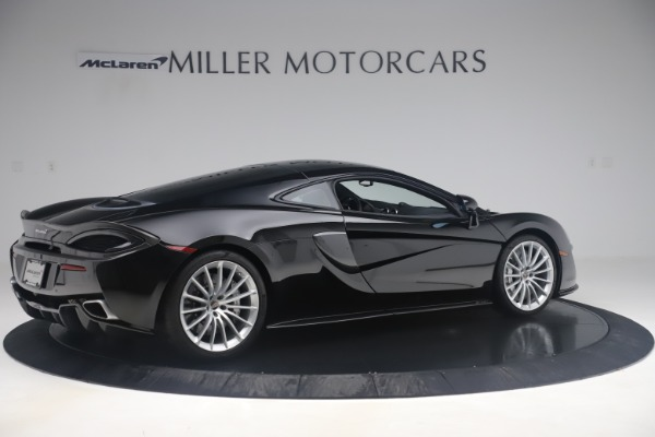 Used 2017 McLaren 570GT Coupe for sale $142,900 at Rolls-Royce Motor Cars Greenwich in Greenwich CT 06830 7
