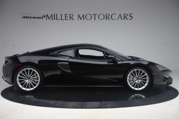 Used 2017 McLaren 570GT Coupe for sale $142,900 at Rolls-Royce Motor Cars Greenwich in Greenwich CT 06830 8