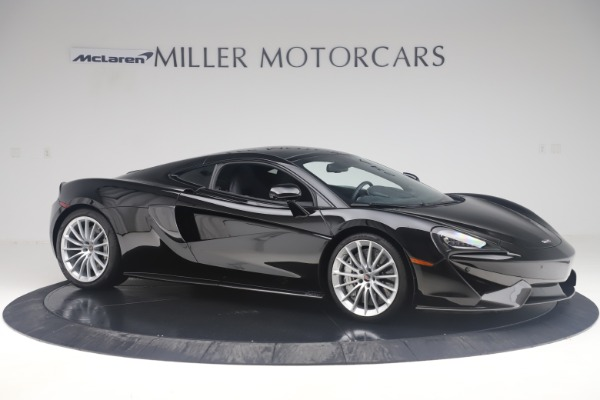 Used 2017 McLaren 570GT Coupe for sale $142,900 at Rolls-Royce Motor Cars Greenwich in Greenwich CT 06830 9
