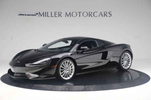 Used 2017 McLaren 570GT Coupe for sale $142,900 at Rolls-Royce Motor Cars Greenwich in Greenwich CT 06830 1