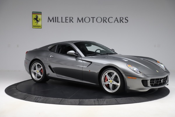 Used 2010 Ferrari 599 GTB Fiorano HGTE for sale Sold at Rolls-Royce Motor Cars Greenwich in Greenwich CT 06830 10