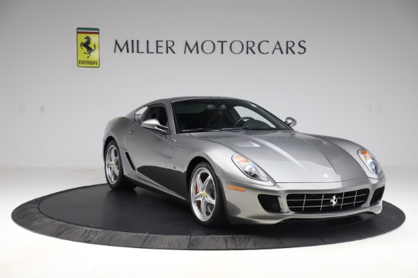 Used 2010 Ferrari 599 GTB Fiorano HGTE for sale Sold at Rolls-Royce Motor Cars Greenwich in Greenwich CT 06830 11