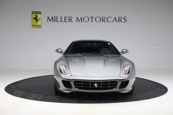 Used 2010 Ferrari 599 GTB Fiorano HGTE for sale Sold at Rolls-Royce Motor Cars Greenwich in Greenwich CT 06830 12