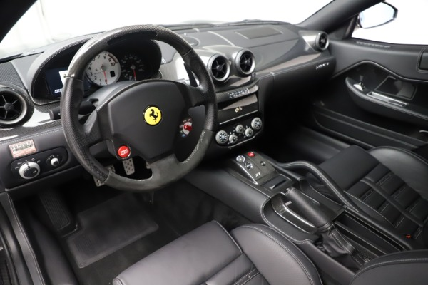 Used 2010 Ferrari 599 GTB Fiorano HGTE for sale Sold at Rolls-Royce Motor Cars Greenwich in Greenwich CT 06830 13