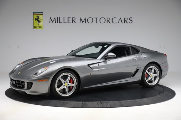 Used 2010 Ferrari 599 GTB Fiorano HGTE for sale Sold at Rolls-Royce Motor Cars Greenwich in Greenwich CT 06830 2