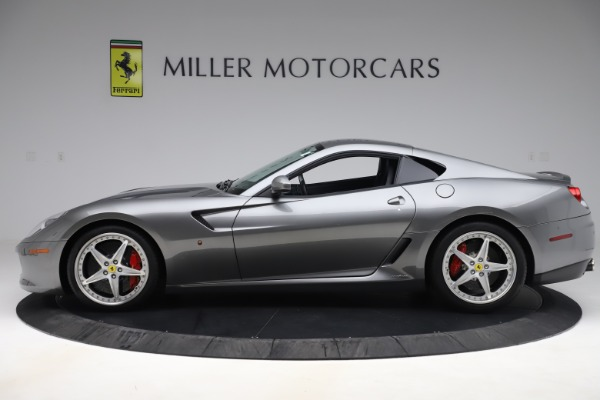 Used 2010 Ferrari 599 GTB Fiorano HGTE for sale Sold at Rolls-Royce Motor Cars Greenwich in Greenwich CT 06830 3