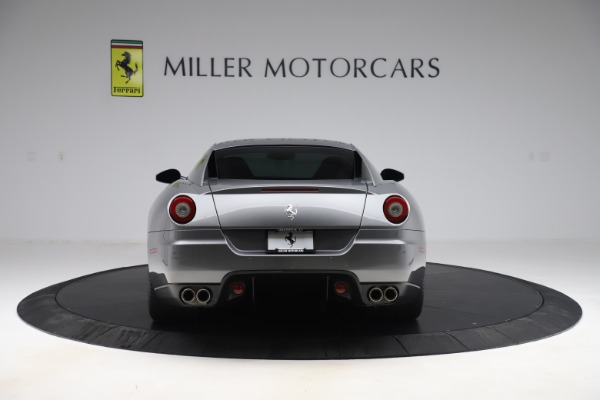 Used 2010 Ferrari 599 GTB Fiorano HGTE for sale Sold at Rolls-Royce Motor Cars Greenwich in Greenwich CT 06830 6