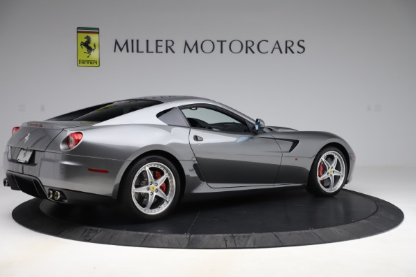 Used 2010 Ferrari 599 GTB Fiorano HGTE for sale Sold at Rolls-Royce Motor Cars Greenwich in Greenwich CT 06830 8