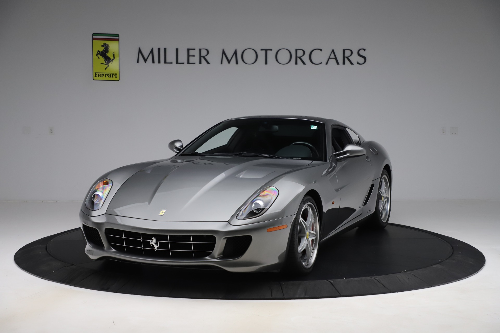 Used 2010 Ferrari 599 GTB Fiorano HGTE for sale Sold at Rolls-Royce Motor Cars Greenwich in Greenwich CT 06830 1