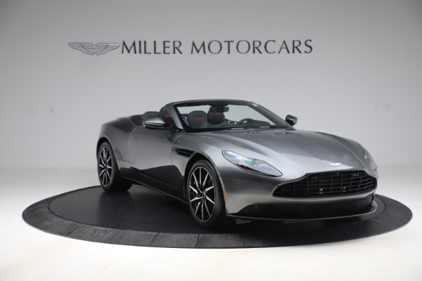 New 2020 Aston Martin DB11 Volante Convertible for sale $254,871 at Rolls-Royce Motor Cars Greenwich in Greenwich CT 06830 10