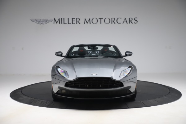 New 2020 Aston Martin DB11 Volante Convertible for sale $254,871 at Rolls-Royce Motor Cars Greenwich in Greenwich CT 06830 11