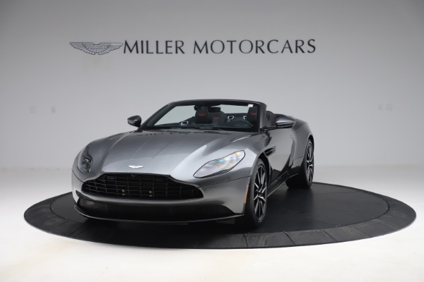 New 2020 Aston Martin DB11 Volante Convertible for sale $254,871 at Rolls-Royce Motor Cars Greenwich in Greenwich CT 06830 12