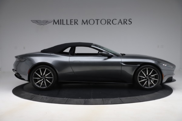 New 2020 Aston Martin DB11 Volante Convertible for sale $254,871 at Rolls-Royce Motor Cars Greenwich in Greenwich CT 06830 13