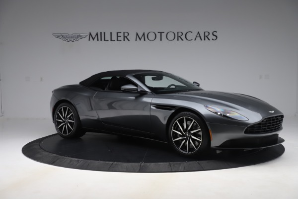 New 2020 Aston Martin DB11 Volante Convertible for sale $254,871 at Rolls-Royce Motor Cars Greenwich in Greenwich CT 06830 14
