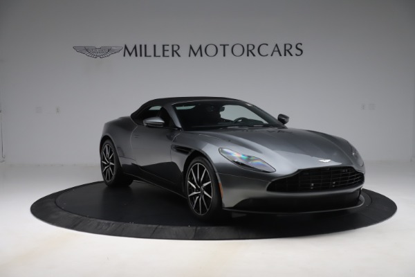 New 2020 Aston Martin DB11 Volante Convertible for sale $254,871 at Rolls-Royce Motor Cars Greenwich in Greenwich CT 06830 15
