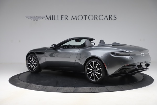 New 2020 Aston Martin DB11 Volante Convertible for sale $254,871 at Rolls-Royce Motor Cars Greenwich in Greenwich CT 06830 3
