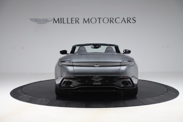 New 2020 Aston Martin DB11 Volante Convertible for sale $254,871 at Rolls-Royce Motor Cars Greenwich in Greenwich CT 06830 5