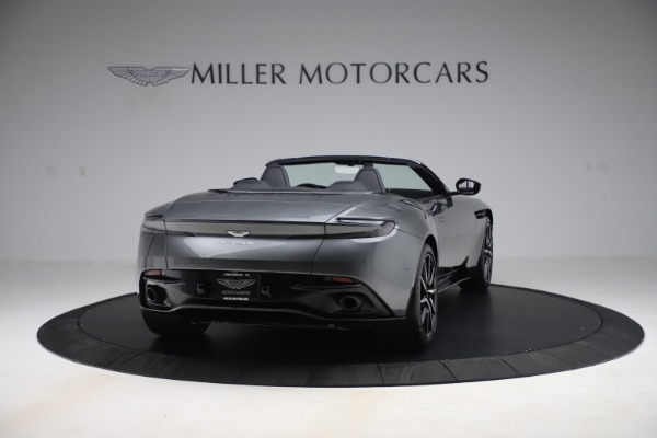 New 2020 Aston Martin DB11 Volante Convertible for sale $254,871 at Rolls-Royce Motor Cars Greenwich in Greenwich CT 06830 6