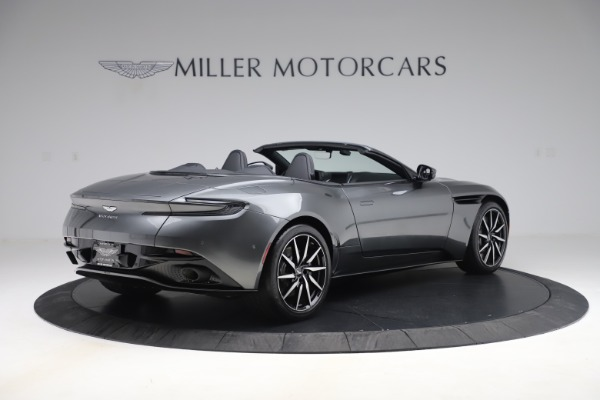 New 2020 Aston Martin DB11 Volante Convertible for sale $254,871 at Rolls-Royce Motor Cars Greenwich in Greenwich CT 06830 7