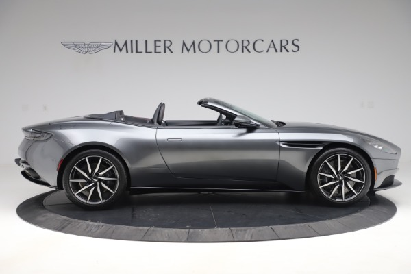New 2020 Aston Martin DB11 Volante Convertible for sale $254,871 at Rolls-Royce Motor Cars Greenwich in Greenwich CT 06830 8