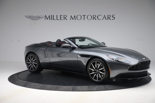 New 2020 Aston Martin DB11 Volante Convertible for sale $254,871 at Rolls-Royce Motor Cars Greenwich in Greenwich CT 06830 9