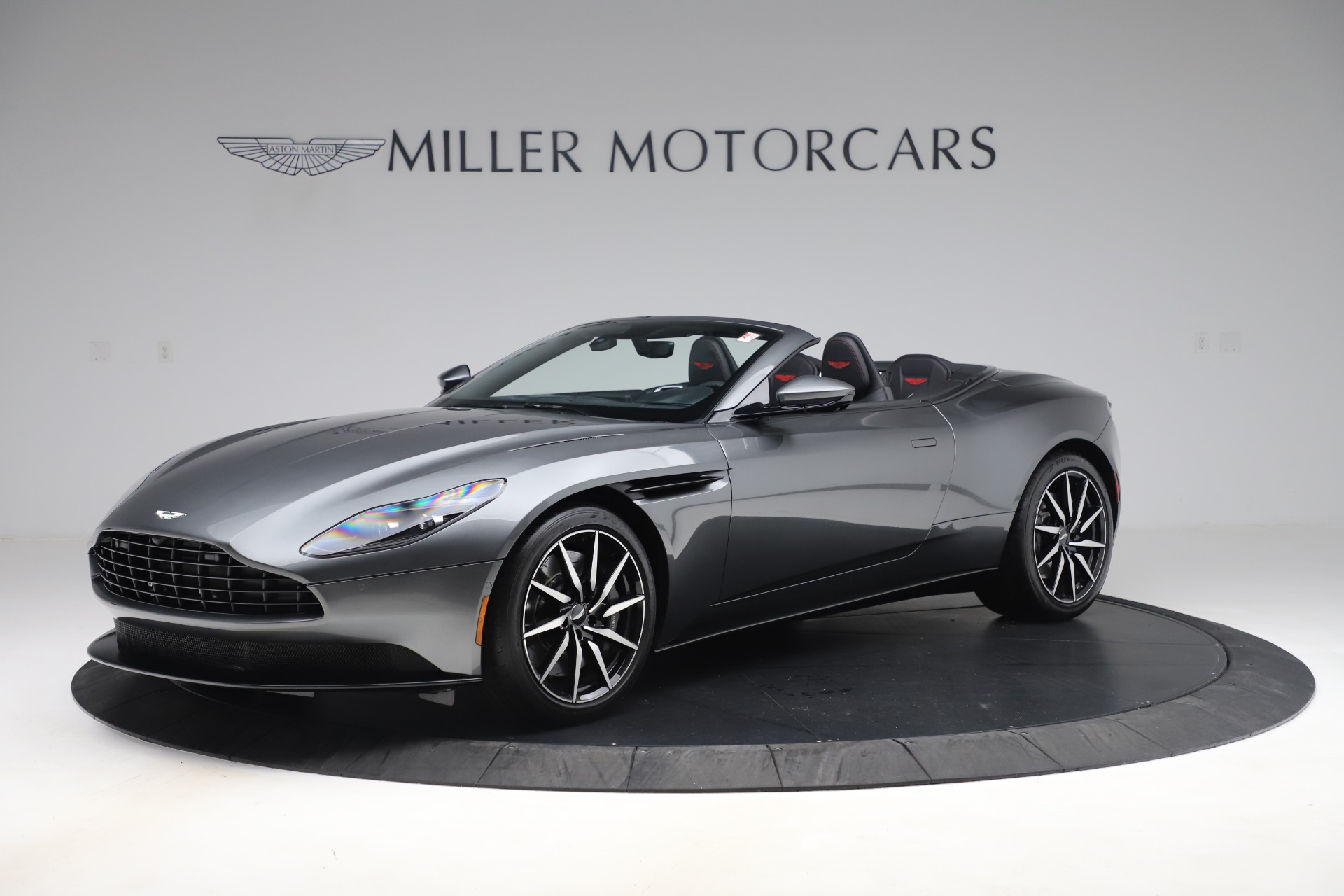 New 2020 Aston Martin DB11 Volante Convertible for sale $254,871 at Rolls-Royce Motor Cars Greenwich in Greenwich CT 06830 1