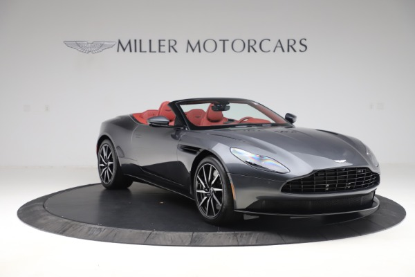 Used 2020 Aston Martin DB11 Volante Convertible for sale Sold at Rolls-Royce Motor Cars Greenwich in Greenwich CT 06830 10