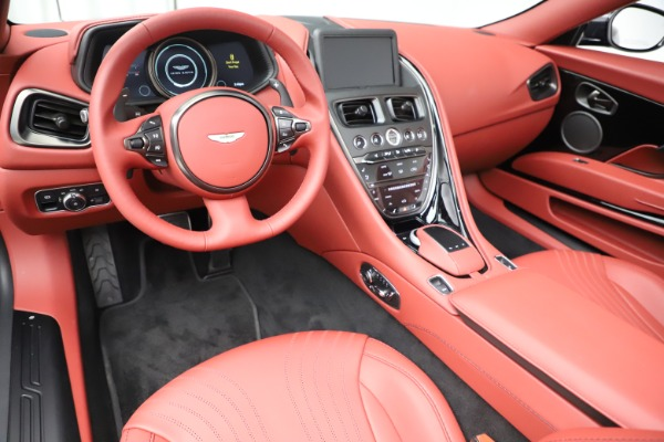 Used 2020 Aston Martin DB11 Volante Convertible for sale Sold at Rolls-Royce Motor Cars Greenwich in Greenwich CT 06830 20