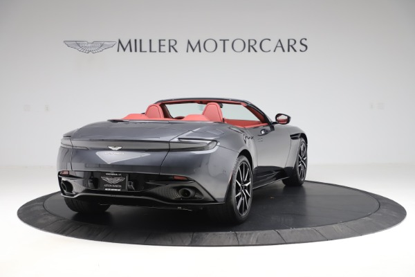Used 2020 Aston Martin DB11 Volante Convertible for sale Sold at Rolls-Royce Motor Cars Greenwich in Greenwich CT 06830 6