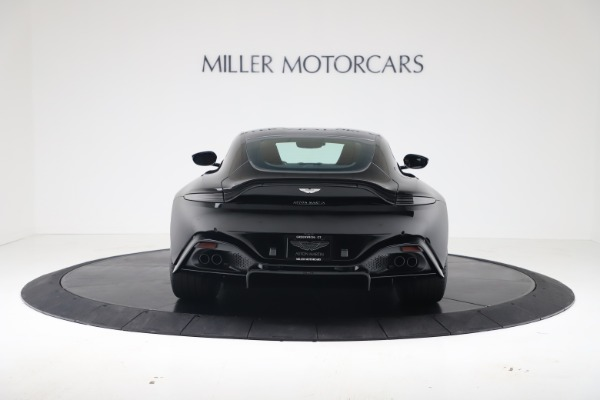 New 2020 Aston Martin Vantage Coupe for sale Sold at Rolls-Royce Motor Cars Greenwich in Greenwich CT 06830 12